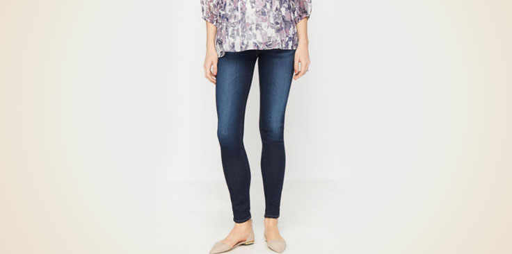 A Pea In The Pod AG Jeans Legging