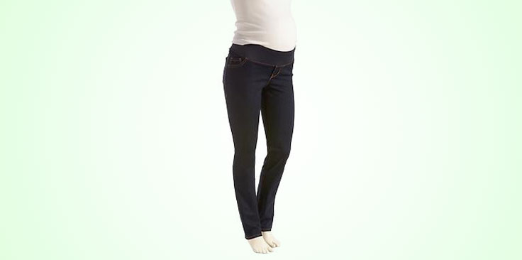 Old Navy Maternity Low Panel Skinny Jeans
