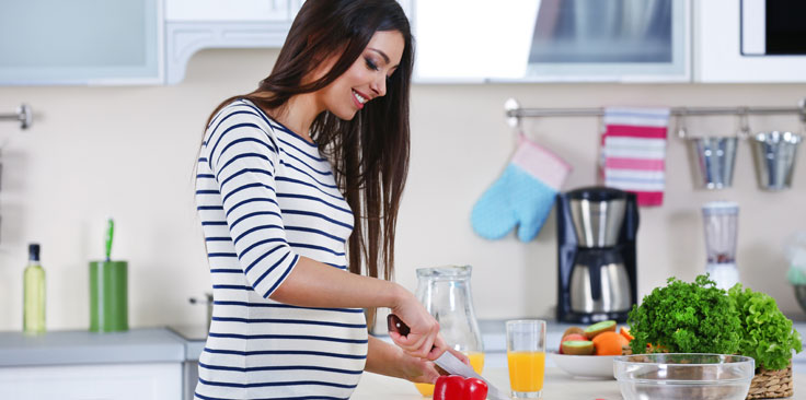 A Healthy Pregnancy Diet For Mommy-To-Be