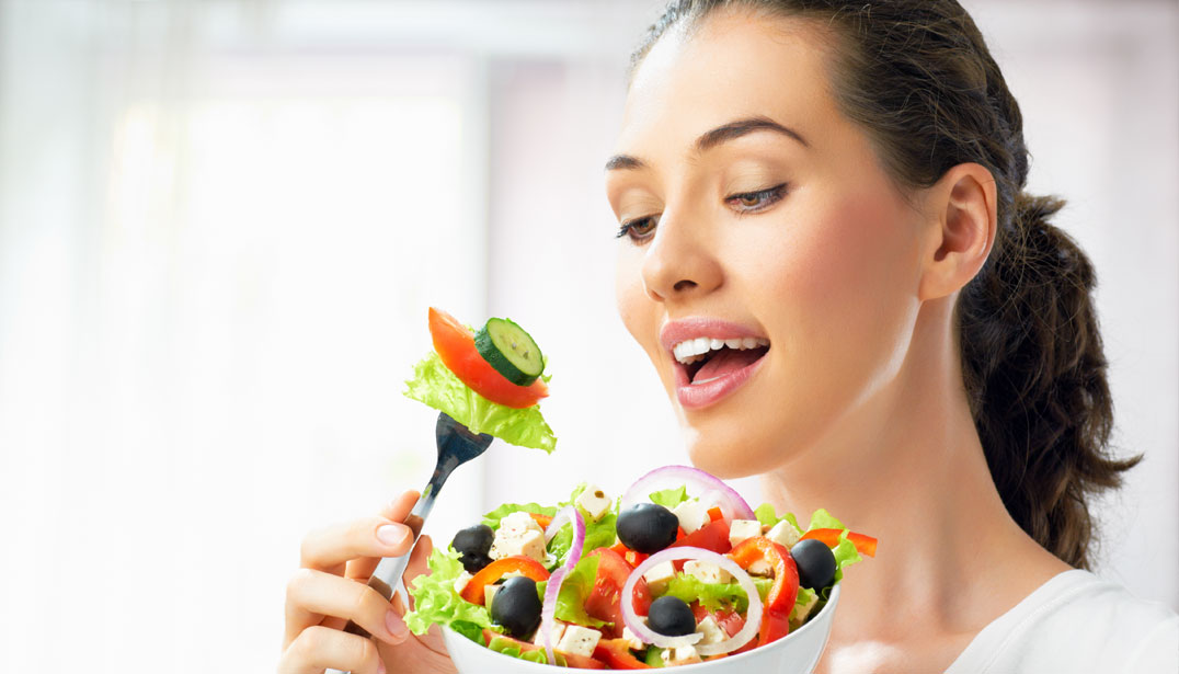 Foods to eat while trying to conceive
